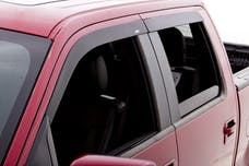 AVS 774015 Ventvisor Low Profile Deflector 4 pc. Matte Black