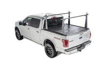 BAK Industries 26309BT BAKFlip CS Hard Folding Truck Bed Cover/Integrated Rack System