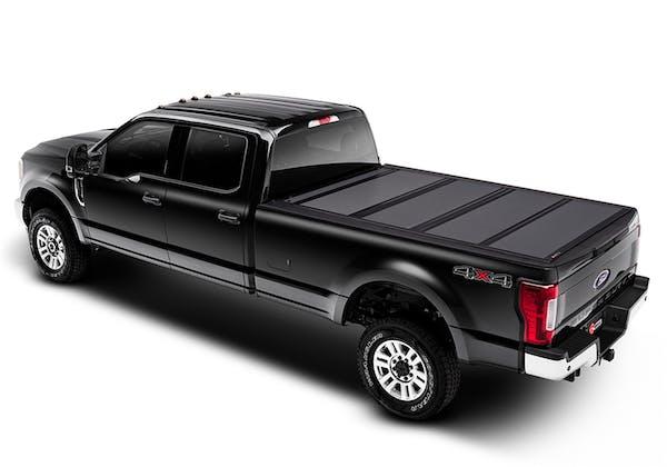 BAK Industries 448310 BAKFlip MX4 Hard Folding Truck Bed Cover, Matte Finish