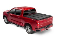 BAK Industries 448134 BAKFlip MX4 Hard Folding Truck Bed Cover, Matte Finish