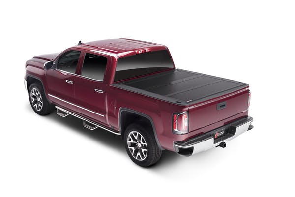 BAK Industries 1126130 BAKFlip FiberMax Hard Folding Truck Bed Cover