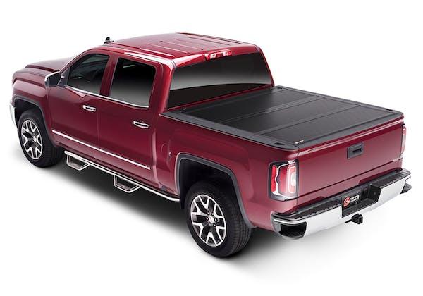 BAK Industries 1126223 BAKFlip FiberMax Hard Folding Truck Bed Cover