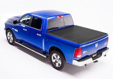 BAK Industries 448203 BAKFlip MX4 Hard Folding Truck Bed Cover, Matte Finish