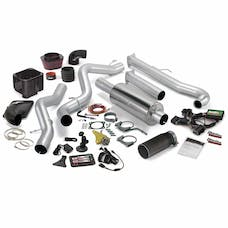 Banks Power 46002-B Stinger Bundle, Power System with Single Exit Exhaust, Black Tip