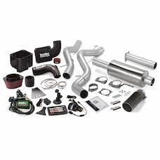 Banks Power 46031-B Stinger Bundle, Power System with Single Exit Exhaust, Black Tip