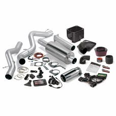 Banks Power 46047 Stinger Bundle, Power System with Single Exit Exhaust, Chrome Tip