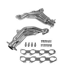 BBK Performance Parts 40190 Shorty Tuned Length Exhaust Header Kit