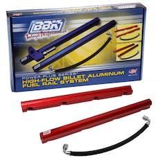 BBK Performance Parts 5018 High-Flow Billet Aluminum Fuel Rail Kit
