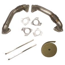 BD Diesel Performance 1043800 Turbo Up Pipe Kit