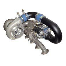 BD Diesel Performance 1045425 R700 Tow/Track Turbo Kit w/o Secondary-1998-2002 24valve Manual Trans