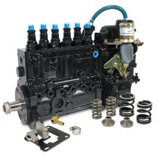 BD Diesel Performance 1051913 High Power Injection Pump P7100 300hp 3000rpm-Dodge 1996-1998 5spd Manual