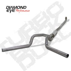 BD Diesel Performance DIA-K4116S Turbo Back Exhaust System