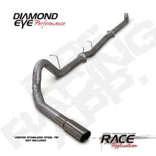 BD Diesel Performance DIA-K4144S Turbo Back Exhaust System