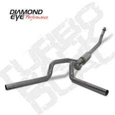 BD Diesel Performance DIA-K4214S Turbo Back Exhaust System
