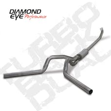 BD Diesel Performance DIA-K4220S Turbo Back Exhaust System