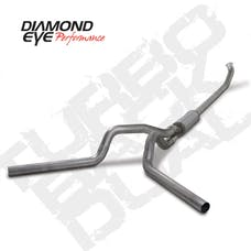 BD Diesel Performance DIA-K4237S Turbo Back Exhaust System