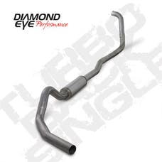 BD Diesel Performance DIA-K4346S Turbo Back Exhaust System