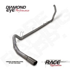 BD Diesel Performance DIA-K4372S Downpipe Back Exhaust System