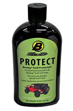 Bestop 11217-00 Bestop Protectant for Black Twill Fabric