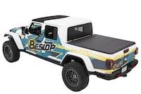 Bestop 16280-17 Jeep Gladiator EZ-Fold Soft Tri-Fold Tonneau Cover