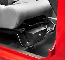 Bestop 42642-01 Underseat Storage Box