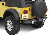 Bestop 44902-01 Jeep Wrangler YJ/TJ HighRock 4x4 Rear Bumper
