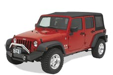 Bestop 44910-01 HighRock 4x4 Front Bumper