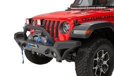 Bestop 44955-01 HighRock 4x4 Front Bumper, Jeep