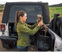 Bestop 54140-01 Jeep Wrangler JK RoughRider Tailgate Shelf