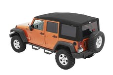 Bestop 54724-17 Jeep Wrangler JKU Supertop Ultra Soft Top