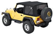 Bestop 54820-17 Jeep Wrangler TJ Unlimited Supertop Soft Top