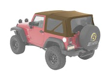 Bestop 54822-71 Jeep Wrangler JK Supertop Soft Top