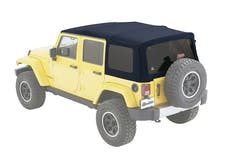 Bestop 54823-69 Jeep Wrangler JKU Supertop Soft Top