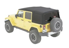 Bestop 54823-70 Jeep Wrangler JKU Supertop Soft Top