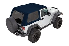 Bestop 54862-69 Trektop Pro Hybrid Soft Top