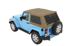 Bestop 56852-71 Trektop Soft Top