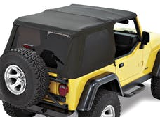 Bestop 56920-17 Trektop Soft Top