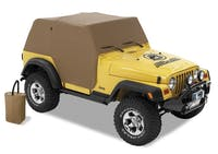 Bestop 81036-37 Jeep Wrangler YJ All Weather Trail Cover