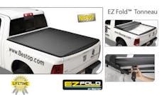 Bestop 14002-01 EZ-Fold Hard Trifold Tonneau Cover