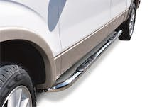 "Big Country Truck Accessories 372064 3"" Round Classic Side Bars"