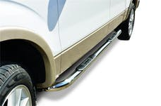 "Big Country Truck Accessories 372034 3"" Round Side Bars"
