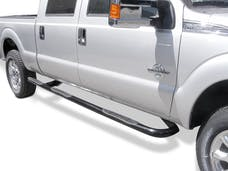 "Big Country Truck Accessories 373761 3"" Round Wheel-to-Wheel Side Bars"
