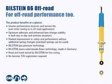 Bilstein 24-238526 B6 4600-Shock Absorber