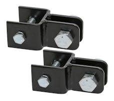 Body Armor 3210 Horizontal Tow bar Adaptor Brackets (Pr)