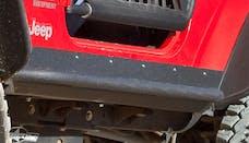 Body Armor TJ-5321 Extreme Rock Rail; TJL