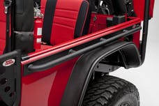 Body Armor TJ-4321 Tub Rails for TJL