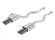 Borla 11882CF ATAK Axle-Back Exhaust System