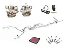 Borla 251005 S-Type Turbocharger Upgrade Kit