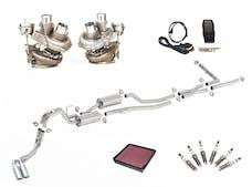 Borla 251007 S-Type Turbocharger Upgrade Kit