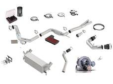Borla 251010 Turbocharger Upgrade Kit